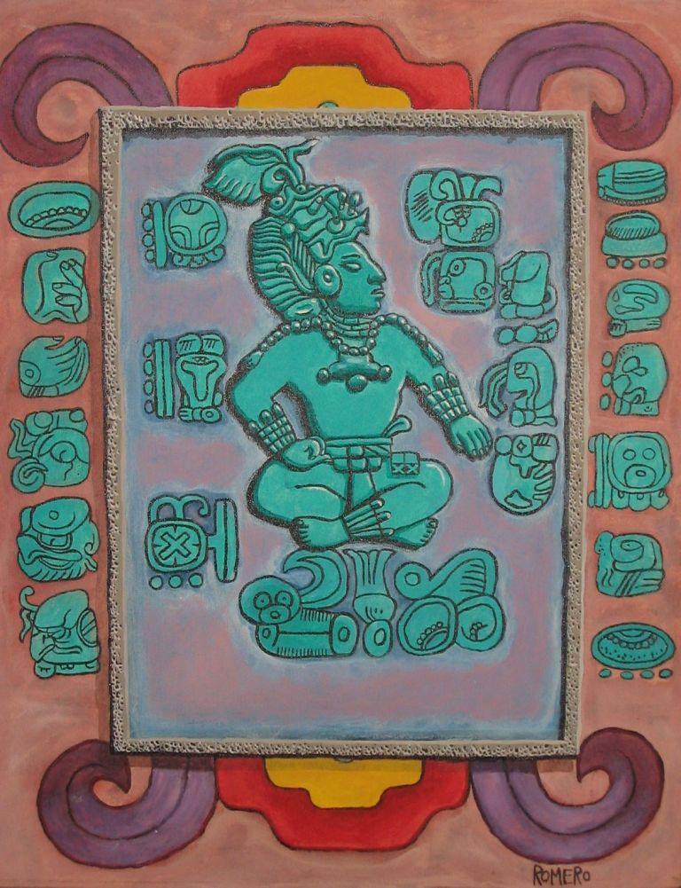 Mayan Prince